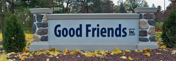 Good Friends, Inc. House