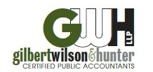 Gilbert Wilson and Hunter Certified Public Accountants
